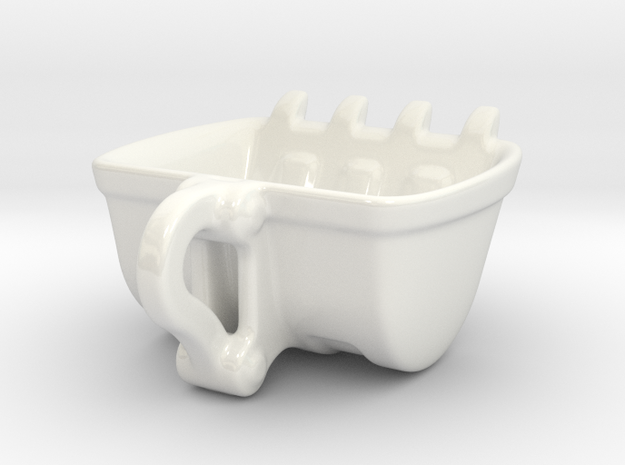 Bulldozer Mug 250ml heavy duty
