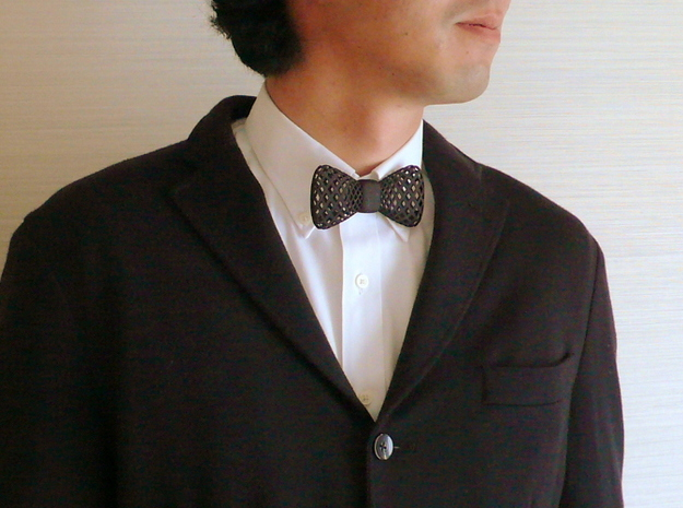 Bow Tie 3d printed