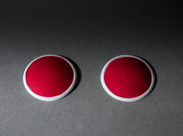 Odango Clips 3d printed