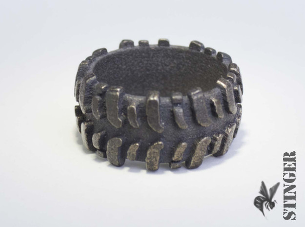 Mud Tire Size 9.5 Ring
