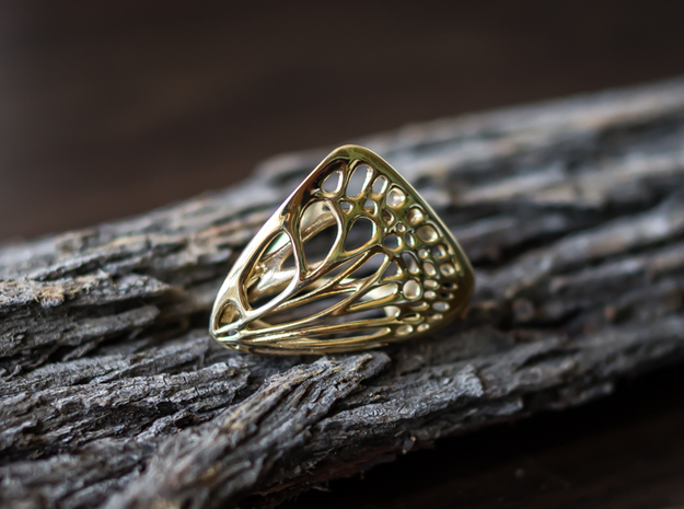 Butterfly Ring [ Size 6 ]