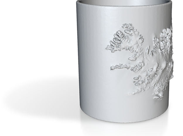 Iceland Cup 3d printed