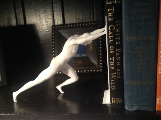 Bookend 3d printed Bookend
