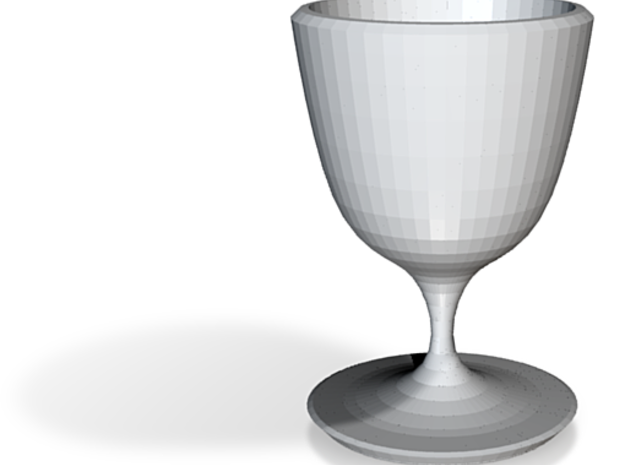 hera port balloon cup 3d printed