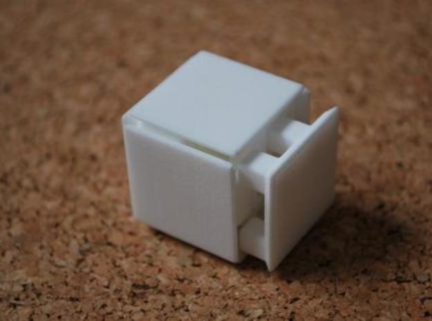 Steady State Cube 3d printed Step 1