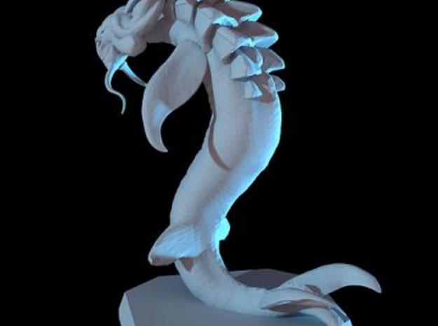 Water elemental 3d printed Description