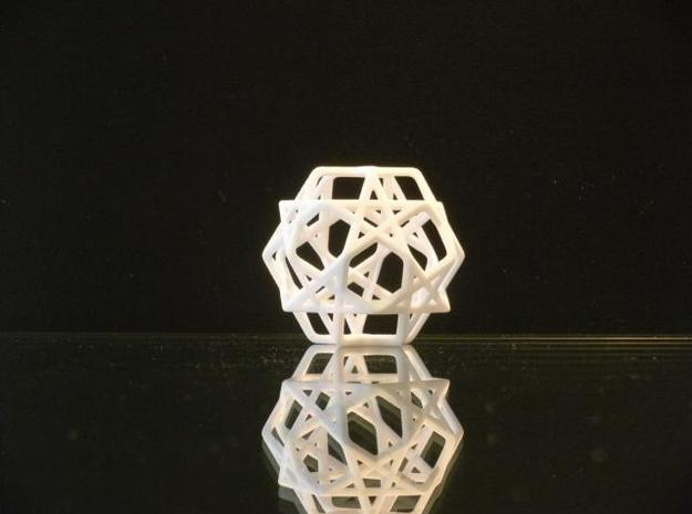 STAR-1 ( improved ) 3d printed Description