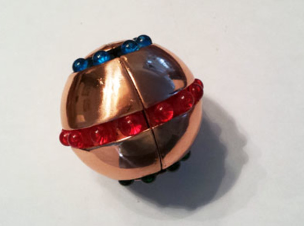 Copper Orb - BODY ONLY (looser version) 3d printed