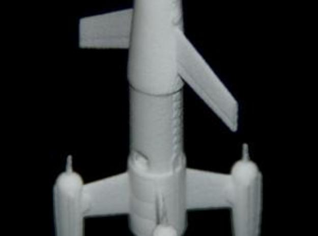 "R-Rocket ""Earth"" Class Medium 3d printed photo SWF"