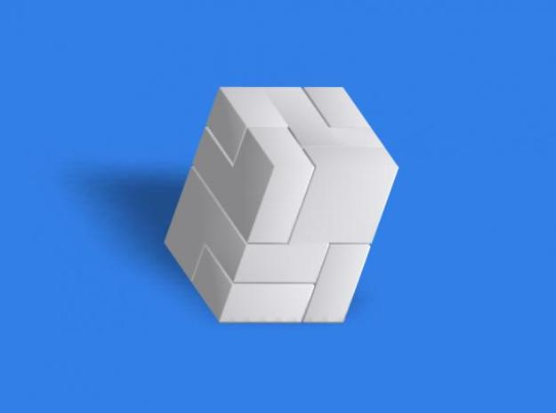 Albis Diamond 3d printed Description