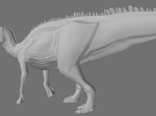 Edmontosaurus Dinosaur Small SOLID 3d printed Description