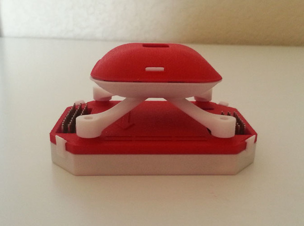 Multi Wii 2.0 Pro Case v1.5 Top (RTFQ) 3d printed Add a caption...