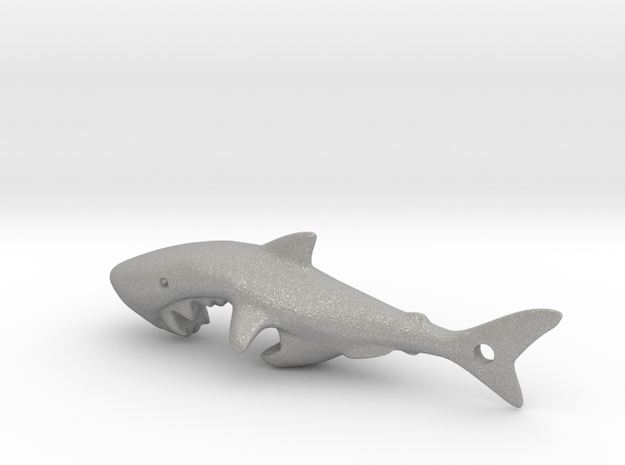 Shark Bottle Opener 3d printed https://youtu.be/3QVHCuV76f0?t=58s