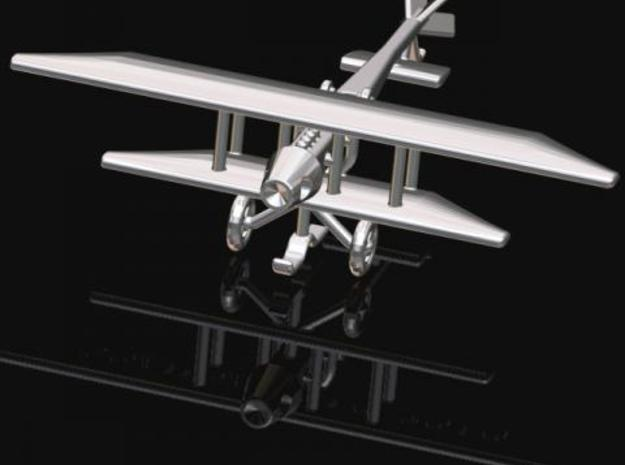 COANDA 1910 JET AIRCRAFT 3d printed Description