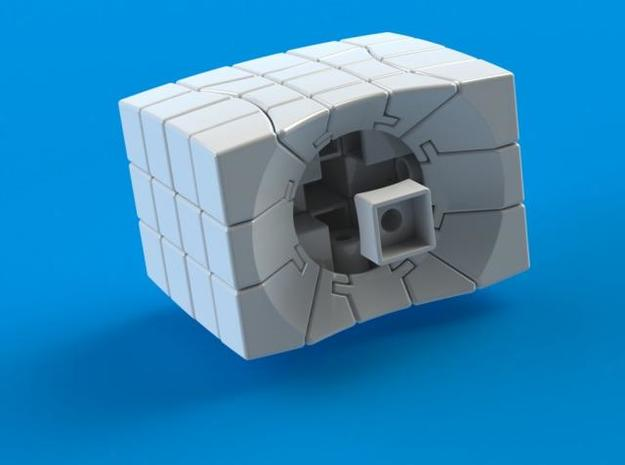 Mini 5x5x3 (order 2x) 3d printed Description