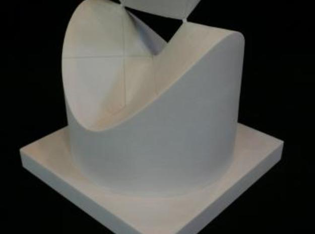 [17] Affine Form of 4 - A1 Type Singularities 3d printed Description