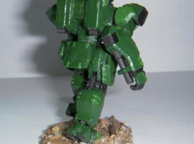 WHAM- King Sandman (1/285th) 3d printed Painted Rear