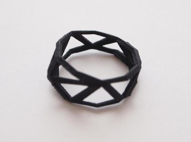 Comion ring large 3d printed Photo 1