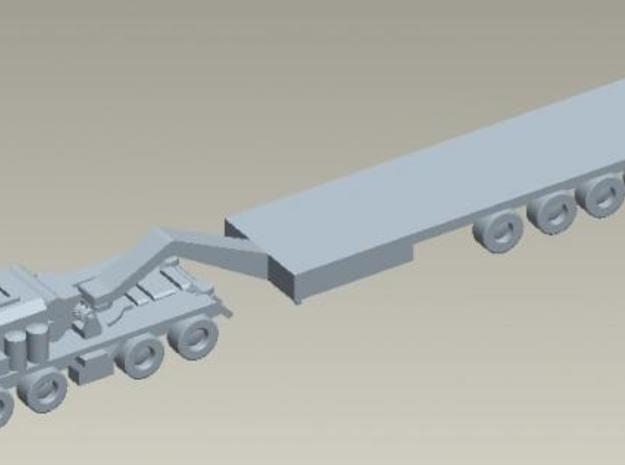 Schwerlasttransporter 1:220 3d printed Description