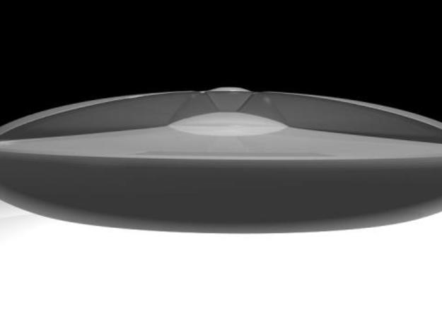 1992 UFO 3d printed Description