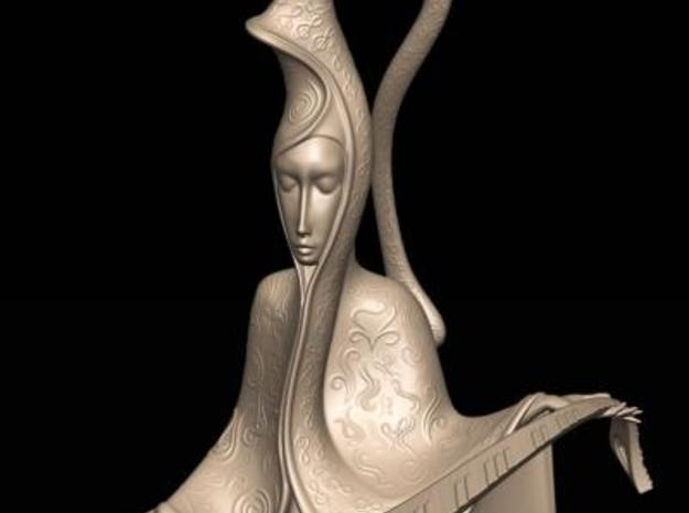 Harmony Sculpture 3d printed Harmonie, Fine Sculpture