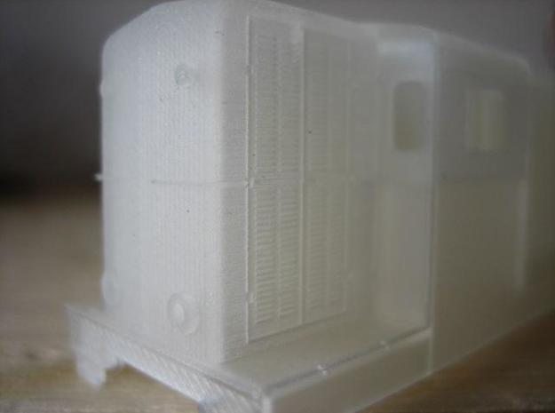 N 2400 DE NS Minitrix 3d printed Extreme close-up van 2400 in FUD