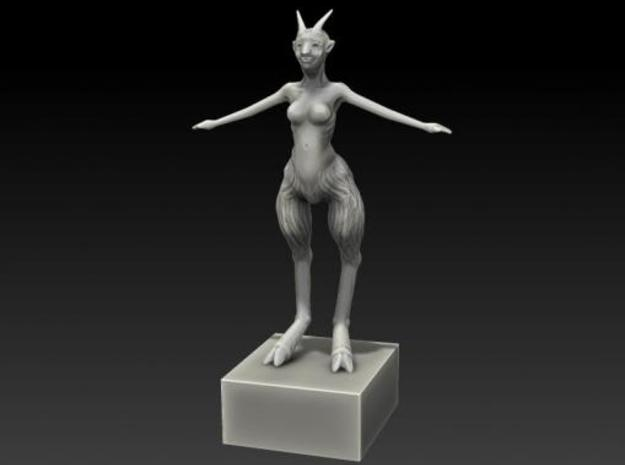 fawn on base 3d printed Description