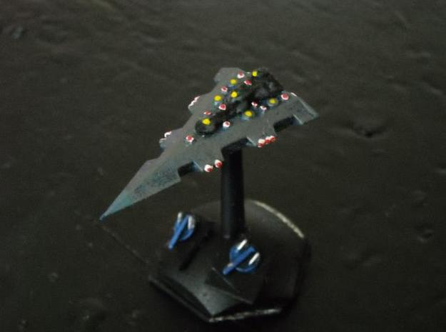 GDH:D201 Delta Cruiser 3d printed Painted model (Fighters by Irregular Miniatures)