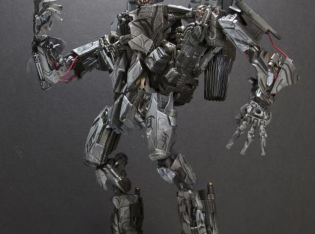 ROTF Leader Starscream poseable hands 3d printed Custom by Encline!