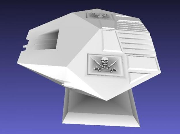 Asp Mark II Model Kit 3d printed Pirate 1