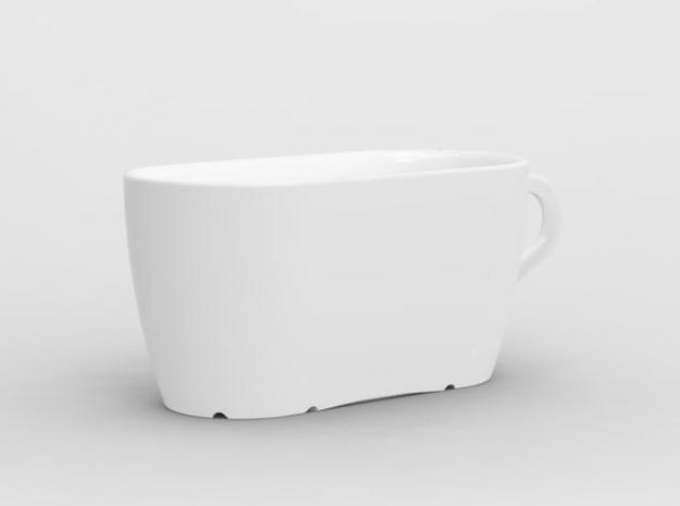 one cup a day | Day 26: Tub Cup 3d printed view