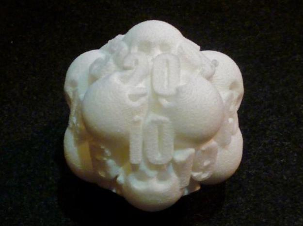 Ossuary d20 3d printed snap13