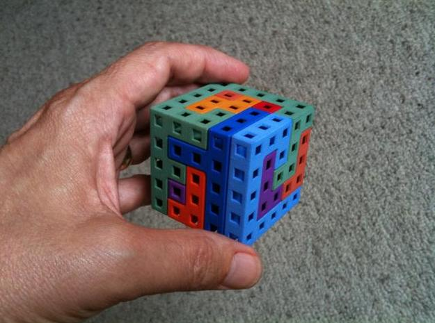 Switch Cube 5 cm 3d printed