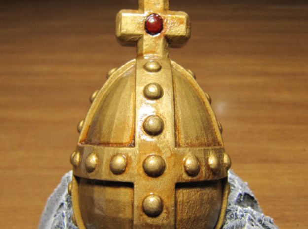 ANTIOCH 3d printed BEHOLD! The Holy Hand Grenade of Antioch
