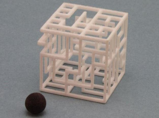 Maze Mix-pack 1 – 555, 666, 777 3d printed Zig Zag Zog 555