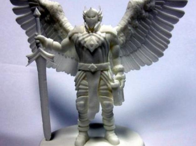 Bringer of Justice 3d printed Front - Unpainted