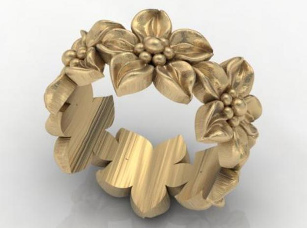 flower band 3d printed