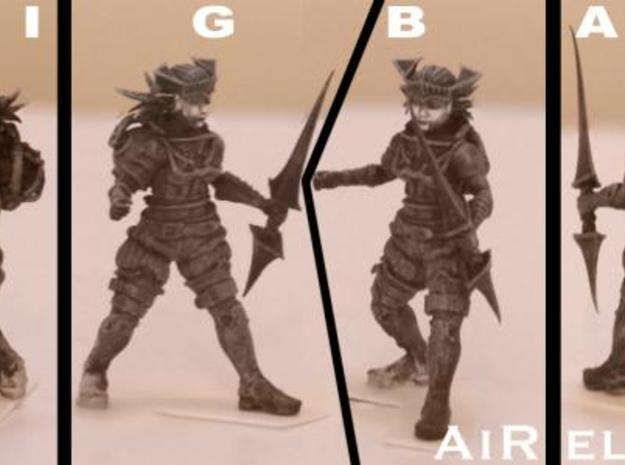 Air Elf A pose1 3d printed