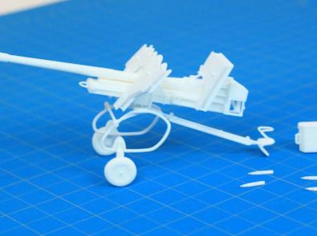 Panzerbüchse 41 - German Anti-Tank Gun - 1:18 3d printed