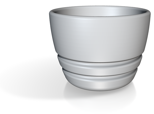Greek / Turkish Coffee Cup 3d printed
