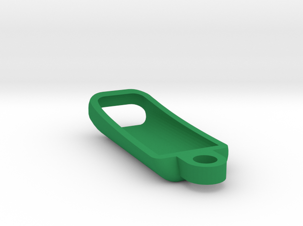 Pendant or Keychain Holder for Fitbit Flex 3d printed
