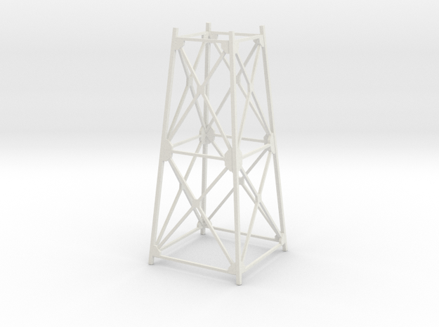 Trestle - 40foot - Zscale 3d printed