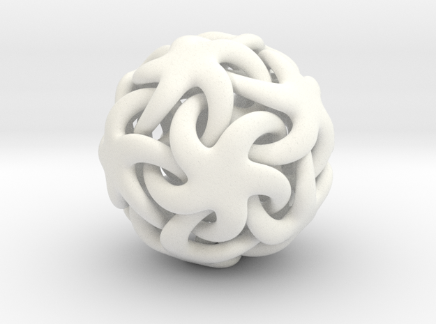 Star Weave 3inch 3d printed