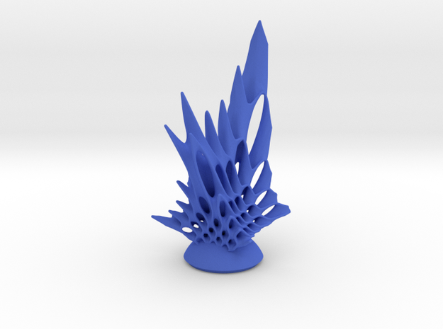 Sculpture Fishplode 3d printed