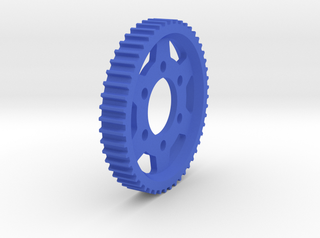 SB5 Rear Belt Pulley Version 1 3d printed