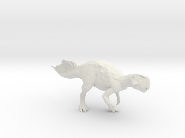 Psittacosaurus walking 1:12 scale model