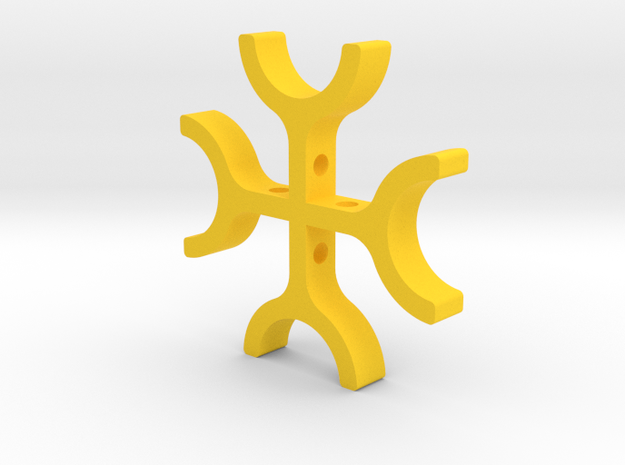 Cross Pendant 1 3d printed