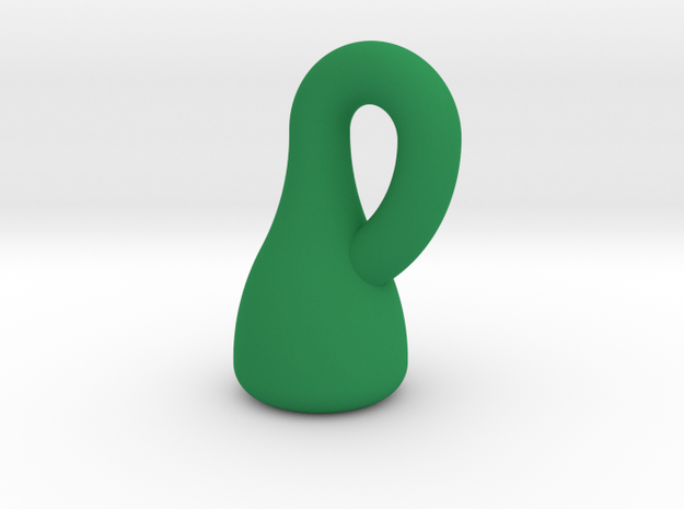 klein bottle1 3d printed