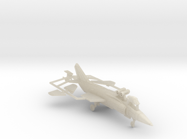 010A Yak-38 Forger 1/144 3d printed
