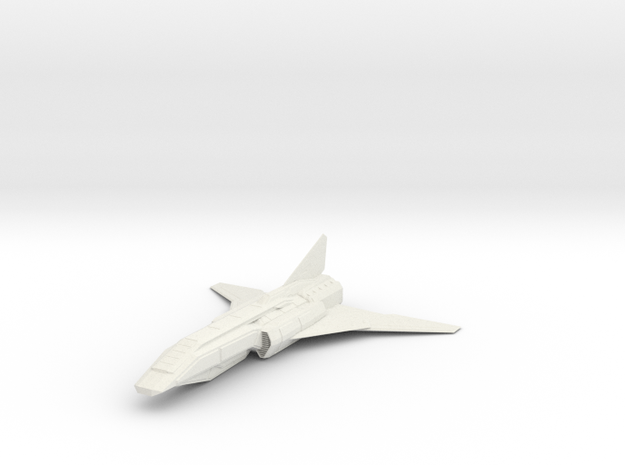 1/144 Hawk Heavy Attack Plane 3d printed